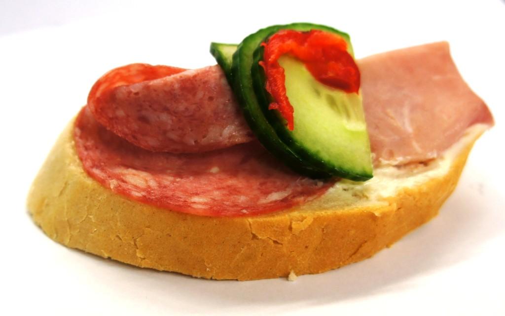 Plzeňský chlebíček