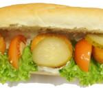 Nugetková bageta