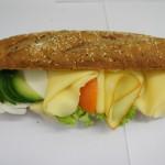 Sýrová bageta
