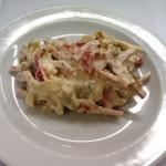 Kapiový salát